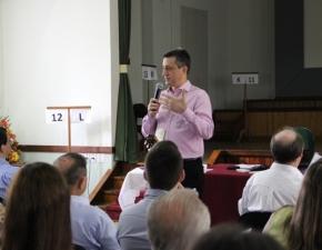 Reunião Equipes Diretivas 2015