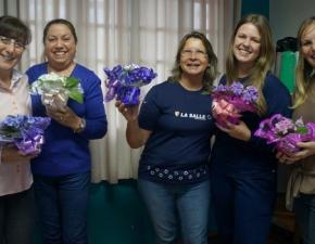 Homenagem às Mães do La Salle Hipólito Leite