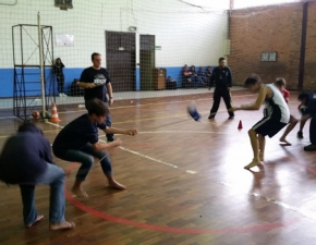 I - Inter Jogos da escola LaSalle Pão dos Pobres