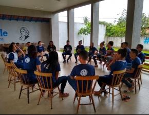 Grupos de Jovens - PAJULA