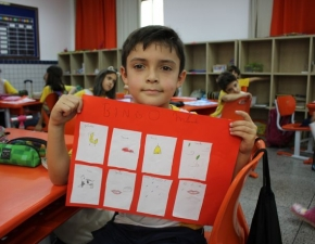 Bingo Sonoro na aula de musicalização (Integral)
