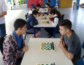 1º Campeonato de Xadrez La Salle Esmeralda (2019)