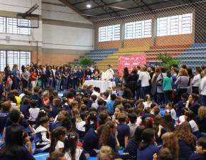 Celebrada Missa em homenagem ao Dia das Mães